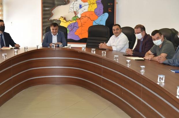 Van Sağlık İl Müdürlüğü tarafından pandemi ve aşılama konulu istişare toplantısı düzenlendi
