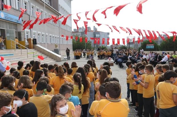 Sinop'ta eğitim-öğretim yılı açılış programı