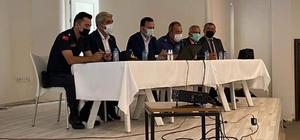 İpsala'da Yatırım, Tanıtım Proje Koordinasyon toplantısı