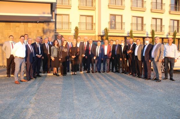 TESKOMP Ordu-Giresun Bölge Birliği seçimlerinde Yüksel Kaya güven tazeledi