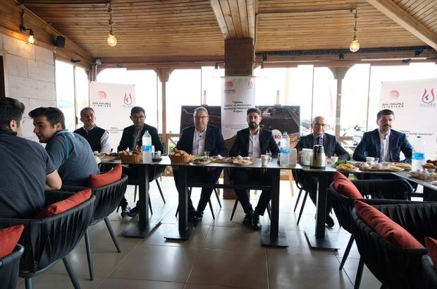 MUDER'den 'Eğitim, Kültür ve Medeniyet Kardeşliği Manisa'da' projesi