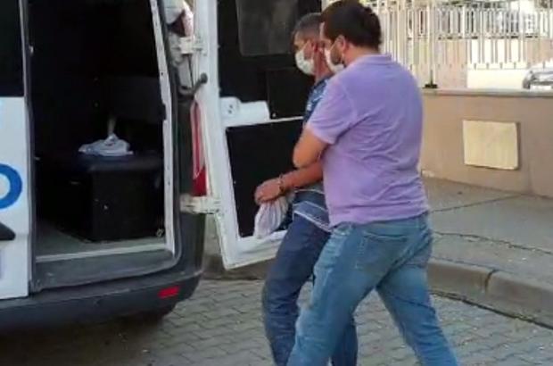 Manisa'da iki küçük kız çocuğuna inşaatta taciz iddiası Taciz şüphelisi tutuklanarak cezaevine gönderildi