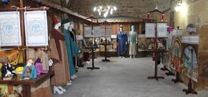 """Bayburt'ta """"Cihad-ül Ekber Danişmendliler ve Bir zamanlar Selçuklu"""" sergisi açıldı"""