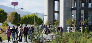 YKS sonucu Erzincan Binali Yıldırım Üniversitesine yerleşen adayların kesin kayıtları tamamlandı