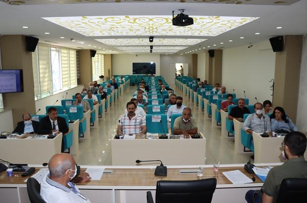 Şanlıurfa meclisinde Eylül ayı toplantısı gerçekleşti