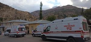 Sason'da 30'dan fazla öğrenci gıda zehirlenmesi şüphesiyle hastaneye kaldırıldı