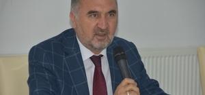 """Öğrenciler Sinop Üniversitesi'ne ilgi göstermedi, rektör milli eğitimi suçladı Kontenjandaki boşluk Rektör Dalgın'ı memnun etmedi Rektör Dalgın: """"3 bin 800 kontenjandan 2 bin 700'ünü doldurabildik"""" """"Bu kadar soru yapıp bu kadar puan alınamıyorsa bir eğitim sorunu, milli eğitim o başka ayrı bir taraf"""""""