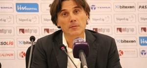 """Vincenzo Montella: """"Daha fazla gol atabilirdik"""" Adana Demirspor, Çaykur Rizespor'u 3-1 mağlup etti"""