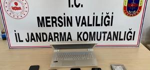 Mersin'de iş vaadiyle dolandırıcılık yapan 3 şüpheli yakalandı