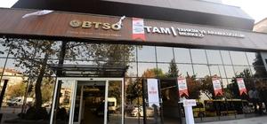 """BTSO TAM'ın yenilenen binası hizmete girdi Adalet Bakanı Abdulhamit Gül: """"BTSO TAM, çağı yakalayan bir vizyonun örneği"""""""