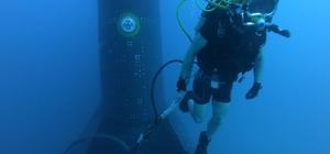 Kurtaran 2021 Denizaltı Arama Kurtarma Tatbikatı devam ediyor