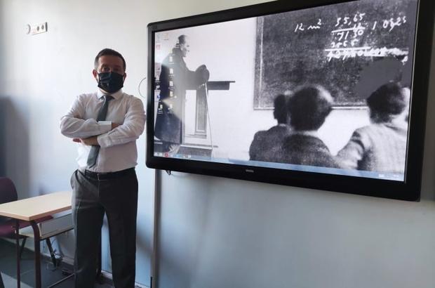 Manisalı öğretmen 'Küresel Öğretmen' ödülüne layık gösterildi