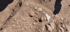 Domuztepe Höyüğü'nde Orta Çağ'da yaşamış çocuğun iskeleti bulundu