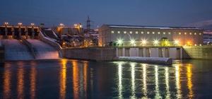 Bağıştaş 1 Barajı ve HES enerji üretimi ile ülke ekonomisine katkı sağlıyor