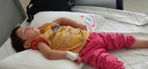 Gercüş'te ilaç içen çocuk zehirlendi