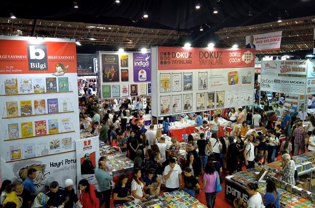 Antalya Kitap Fuarı 15 Ekim'de açılıyor