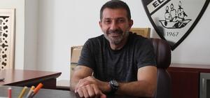 """Cafer Aydın: """"Ben son güne kadar Elazığspor'u bekledim"""""""