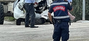 Hatay'da zincirleme trafik kazası: 5 yaralı