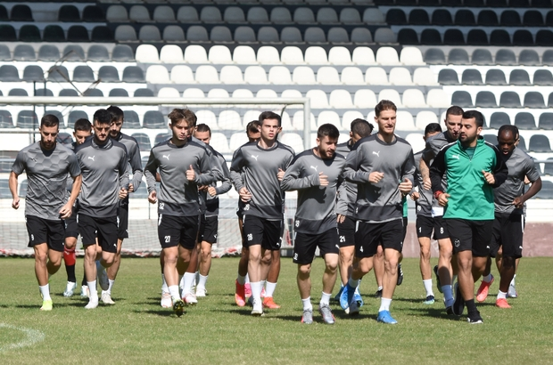 Manisa FK Ümraniyespor hazırlıklarını tamamladı