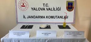 Yalova'da feribot iskelesinde uyuşturucu operasyonu