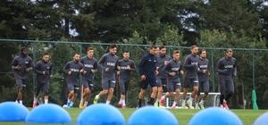 Trabzonspor, Alanyaspor maçı hazırlıklarına başladı