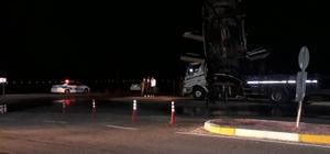 Sulama kanalına uçtu, 1 saat sonra kaza yerine geldi Antalya'da aracı ile sulama kanalına uçan sürücü, 1 saat sonra olay yerine geldi