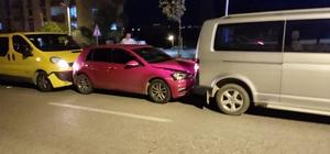 Hatay'da zincirleme trafik kazası: 1 yaralı