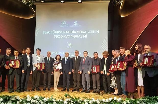 Başkan Genç'e Azerbaycan'dan anlamlı ödül!