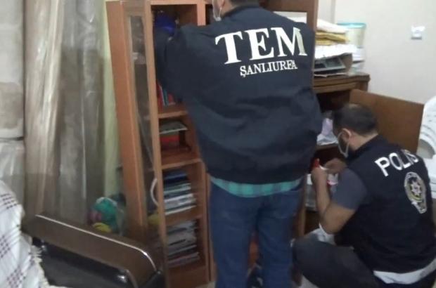 Şanlıurfa'da FETÖ operasyonu: 6 gözaltı