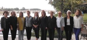Kadın girişimciler, sınırları aşan proje için çalışmalara başladı