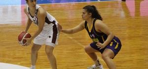 FIBA Kadınlar Avrupa Kupası: Hatayspor: 89 - Elitzur Holon: 52