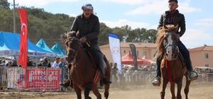 Rahvan at yarışları İvrindi'ye yakıştı