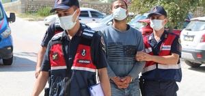 Suriye sınırında 2 DEAŞ'lı yakalandı
