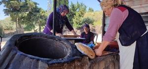 Tandır ekmeği Hataylı kadınların geçim kaynağı