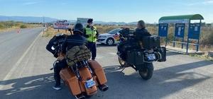 Balıkesir'de polis ve jandarmadan 97 şahsa huzur operasyonu