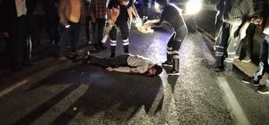 Kahta'da kaza: 1 ölü, 1 yaralı