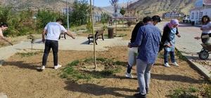 Sason Meslek Yüksek Okulunda uygulamalı tarım eğitimleri başladı