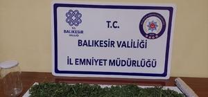 Balıkesir'de polisten 'huzur' operasyonları: 211 gözaltı