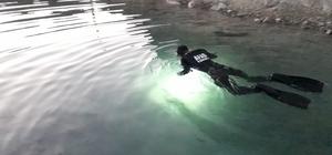 Yıkanmak için girdiği su dolu çukurda boğuldu