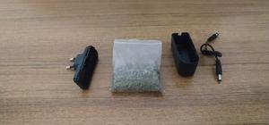 Şarj cihazından uyuşturucu çıktı