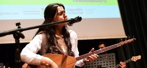 Kahramanmaraş'ta Aşık Mahzuni Şerif ses yarışması