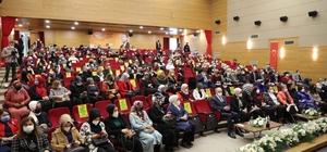"""Kurumların destek ve hibeleri kadınlara anlatıldı AK Parti Genel Merkez Kadın Kolları Başkanı Ayşe Keşir: """"Kadınlar üretime daha etkili katılacak"""""""