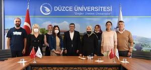 Düzce Üniversitesi, kadın çiftçilerle buluştu
