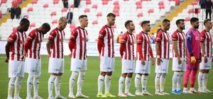 Sivasspor ligdeki dördüncü beraberliğini aldı