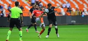 Süper Lig: Adana Demirspor: 0 - Yeni Malatyaspor: 0 (Maç devam ediyor)