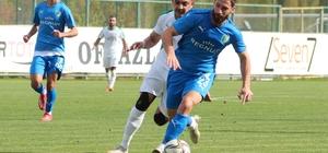 TFF 2. Lig: Sivas Belediyespor: 0 - Bodrumspor: 0