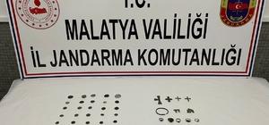 Sivas'tan getirdi Malatya'da satmak isterken yakalandı