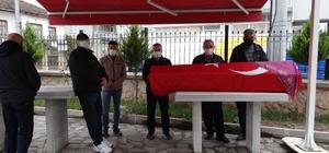 Emekli polis memuru Zekiye Doğan son yolculuğuna memleketinde uğurlandı