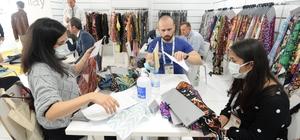 Bursa Textile Show 6. kez kapılarını açtı 30 ülkeden 300 yabancı alıcı Bursa Textile Show için geldi