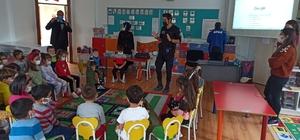 Bilecik'teki okullarda afet eğitimi